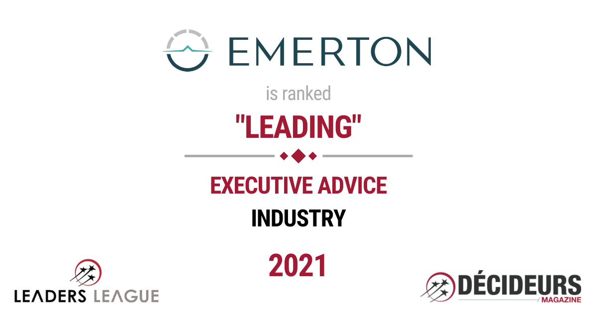Emerton Strategy Marketing Consulting Paris Brussels Boston New York Dubai